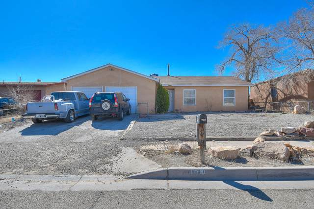 7404 Churchill Lane SW, Albuquerque, NM 87121 (MLS #961788) :: Campbell & Campbell Real Estate Services