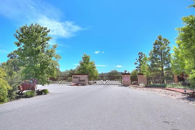 2 Cougar Court, Tijeras, NM 87059 (MLS #961838) :: The Buchman Group