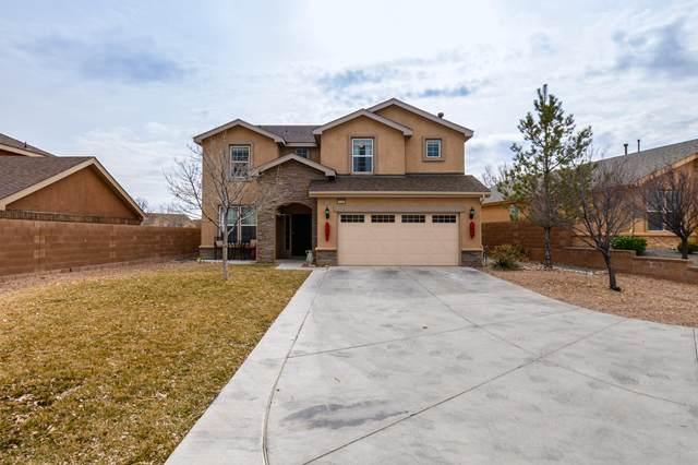 10212 Via Vista Parque NW, Albuquerque, NM 87114 (MLS #962326) :: The Bigelow Team / Red Fox Realty
