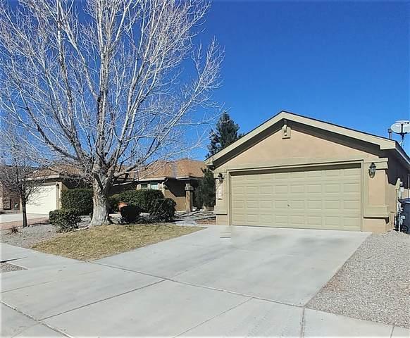 8031 Sierra Altos Place NW, Albuquerque, NM 87114 (MLS #962466) :: Silesha & Company