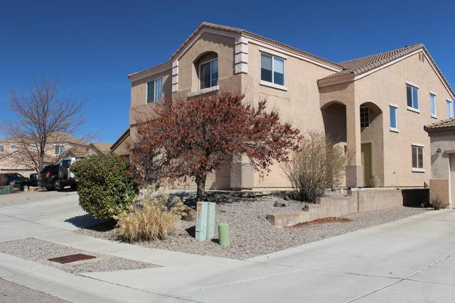 7305 Tome Court NW, Albuquerque, NM 87114 (MLS #963250) :: The Bigelow Team / Red Fox Realty