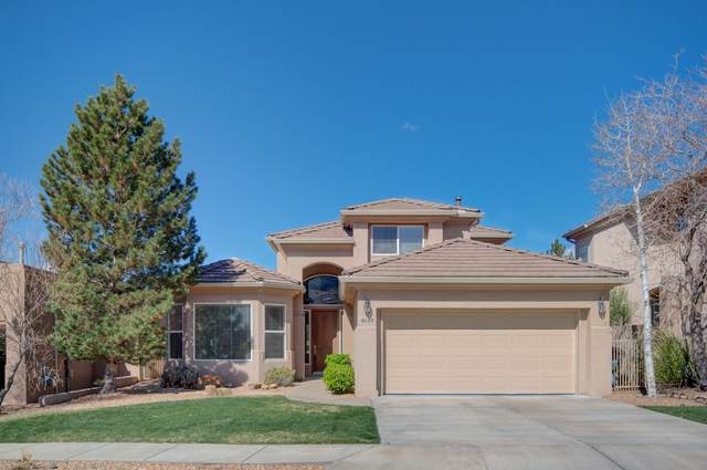 6123 Purple Aster Lane NE, Albuquerque, NM 87111 (MLS #963496) :: The Bigelow Team / Red Fox Realty