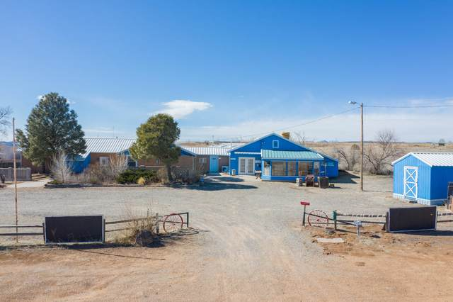 3614 Us Rt 66 Loop, Moriarty, NM 87035 (MLS #963521) :: The Buchman Group