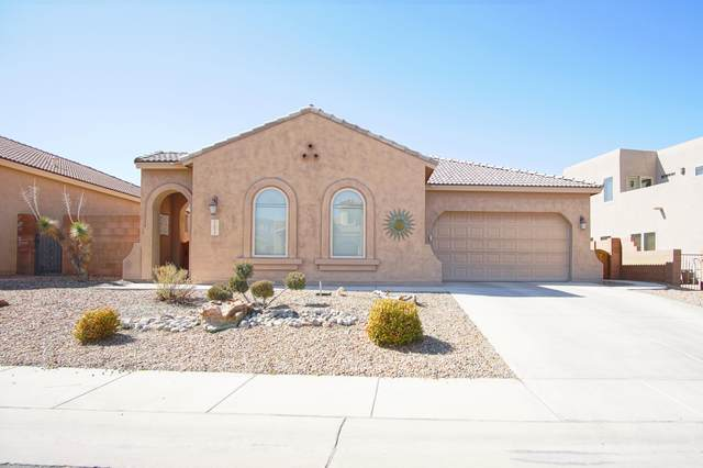 1011 Palo Alto Court, Bernalillo, NM 87004 (MLS #963702) :: Campbell & Campbell Real Estate Services