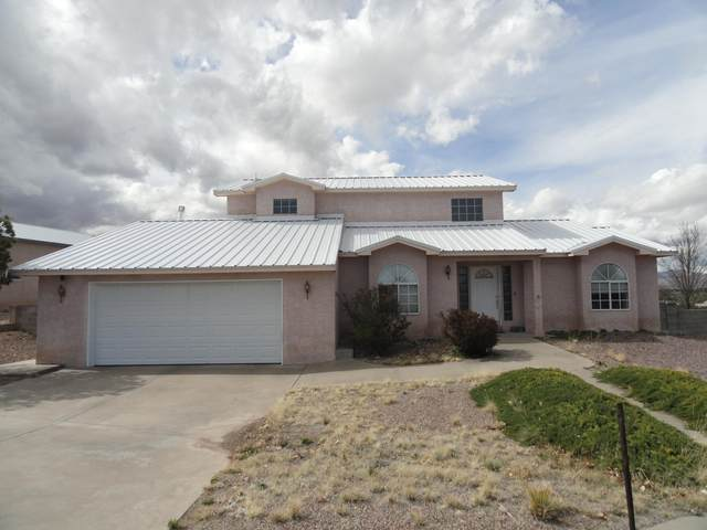 906 Belmont Drive, Socorro, NM 87801 (MLS #964382) :: Campbell & Campbell Real Estate Services