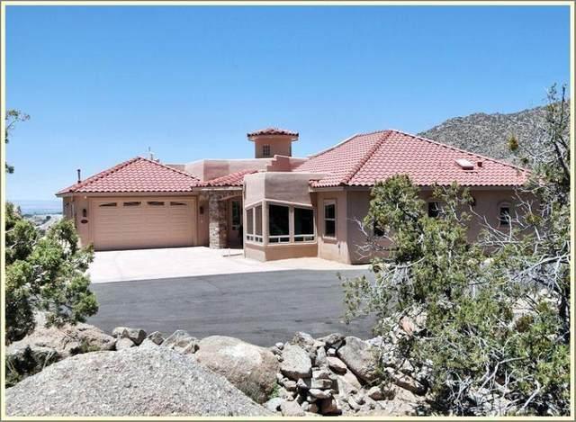 26 Desert Sky Road SE, Albuquerque, NM 87123 (MLS #964714) :: The Bigelow Team / Red Fox Realty