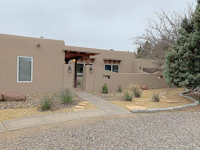 273 Cielo Azul, Corrales, NM 87048 (MLS #964774) :: Campbell & Campbell Real Estate Services