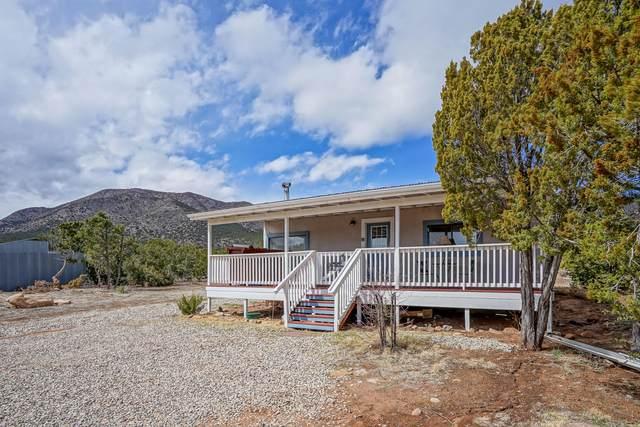 43 Living Water Road, Edgewood, NM 87015 (MLS #965006) :: The Buchman Group