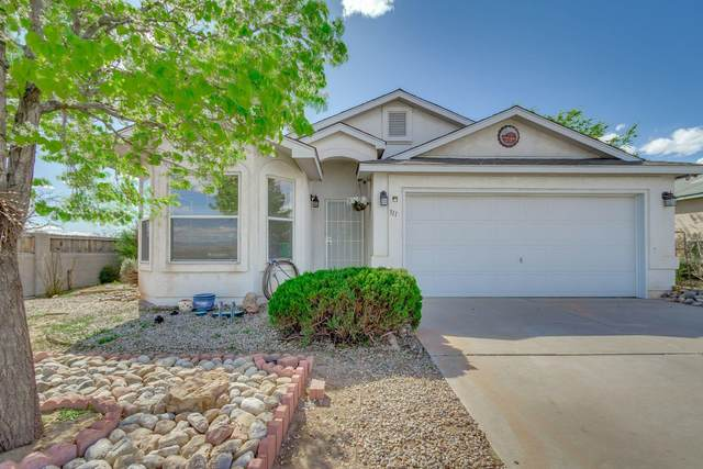 311 18TH Street SE, Rio Rancho, NM 87124 (MLS #965104) :: Campbell & Campbell Real Estate Services