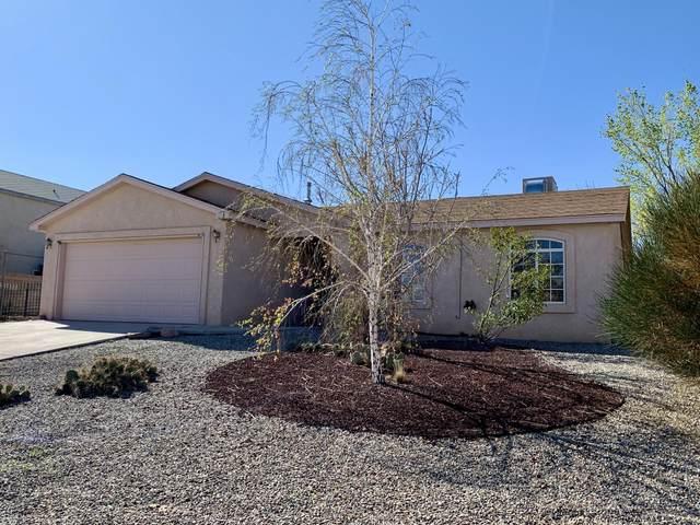 8 Alamosa Loop, Los Lunas, NM 87031 (MLS #965456) :: Campbell & Campbell Real Estate Services