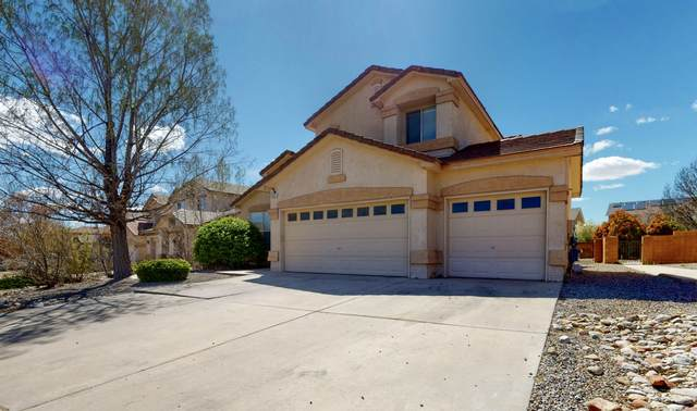 1452 Peppoli Loop SE, Rio Rancho, NM 87124 (MLS #965703) :: Campbell & Campbell Real Estate Services