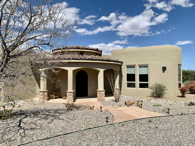 1 Gila Court, Placitas, NM 87043 (MLS #966120) :: Campbell & Campbell Real Estate Services