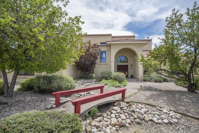 8400 San Diego Avenue NE, Albuquerque, NM 87122 (MLS #967435) :: The Buchman Group