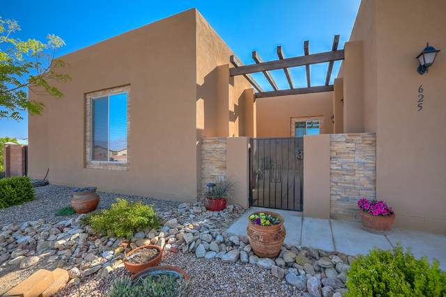 625 Tiwa Lane NE, Rio Rancho, NM 87124 (MLS #967899) :: The Buchman Group