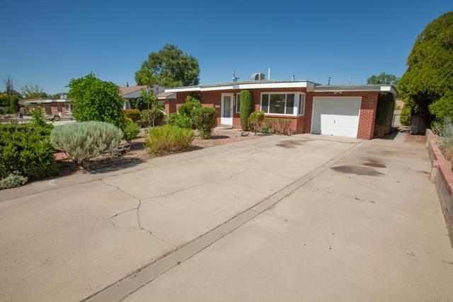 915 Manzano Street NE, Albuquerque, NM 87110 (MLS #967941) :: Campbell & Campbell Real Estate Services