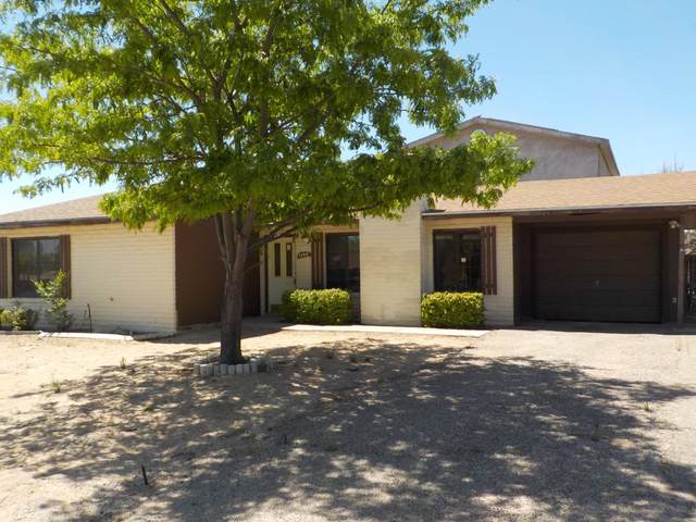 1740 Fran Place SE, Rio Rancho, NM 87124 (MLS #967954) :: The Buchman Group