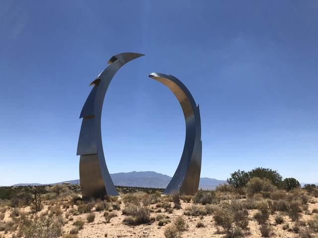2319 Desert Zinnia Road NE, Rio Rancho, NM 87144 (MLS #968351) :: The Buchman Group