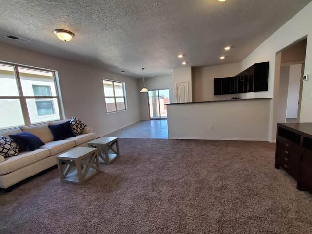 2273 Solara Loop NE, Rio Rancho, NM 87144 (MLS #968394) :: Campbell & Campbell Real Estate Services