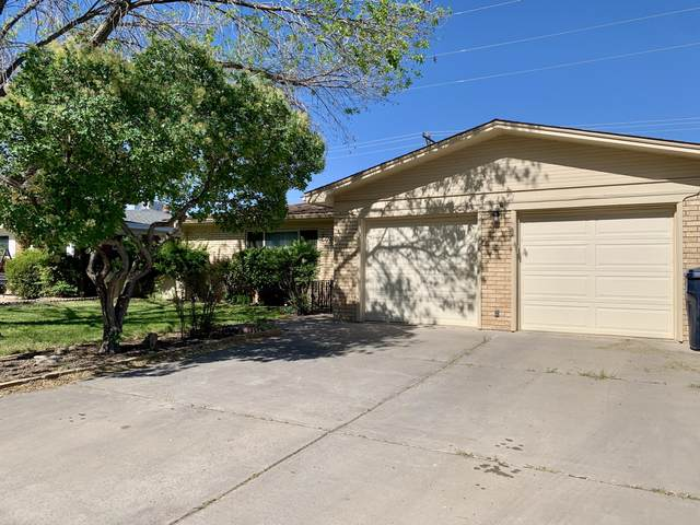 511 Madeira Drive NE, Albuquerque, NM 87108 (MLS #968442) :: The Buchman Group