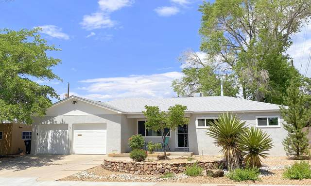 11601 Baldwin Avenue NE, Albuquerque, NM 87112 (MLS #968552) :: Campbell & Campbell Real Estate Services