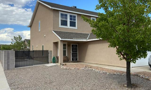 6301 Calle Vizcaya NW, Albuquerque, NM 87114 (MLS #968672) :: The Buchman Group