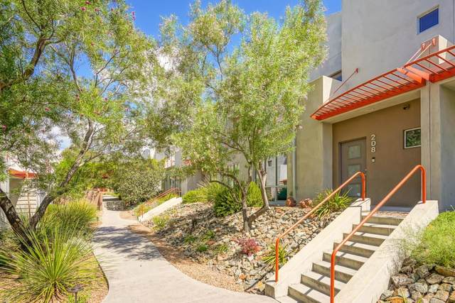 208 Aliso Avenue SE, Albuquerque, NM 87108 (MLS #968726) :: Campbell & Campbell Real Estate Services