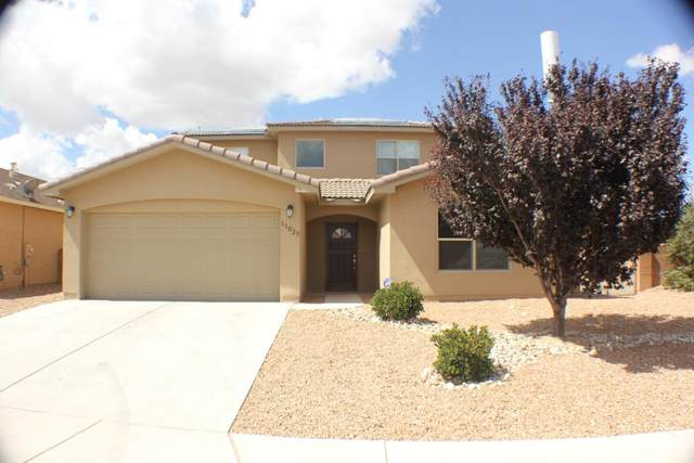 11027 Gladiolas Place NW, Albuquerque, NM 87114 (MLS #968747) :: The Buchman Group