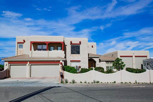 1220 Rael Street SW, Albuquerque, NM 87121 (MLS #968944) :: The Buchman Group