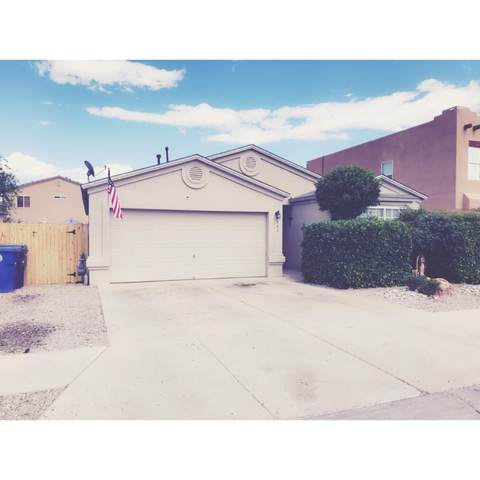 540 Whispering Street SW, Albuquerque, NM 87121 (MLS #969138) :: Campbell & Campbell Real Estate Services