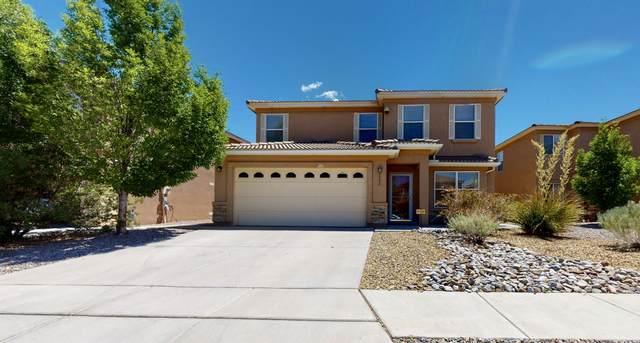 1732 Black Gold Street SE, Albuquerque, NM 87123 (MLS #969283) :: The Buchman Group