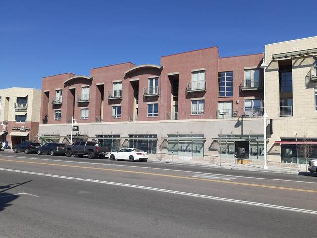 3339 Central Avenue NE #317, Albuquerque, NM 87106 (MLS #969353) :: The Buchman Group