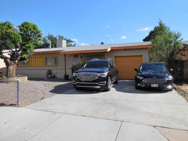 11448 Freeway Place NE, Albuquerque, NM 87123 (MLS #969437) :: The Buchman Group