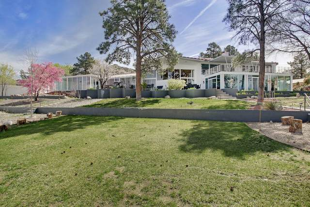 1305 Stagecoach Lane SE, Albuquerque, NM 87123 (MLS #969745) :: The Bigelow Team / Red Fox Realty