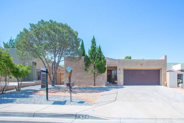 7420 Burlison Drive NE, Albuquerque, NM 87109 (MLS #970602) :: The Buchman Group