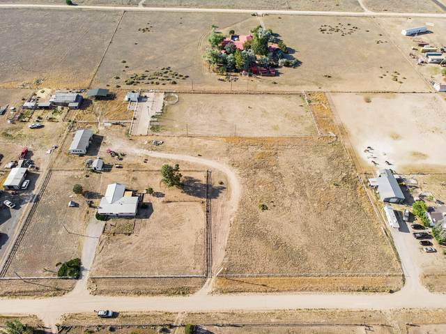 20 Buckhorn Avenue, Moriarty, NM 87035 (MLS #970720) :: The Buchman Group