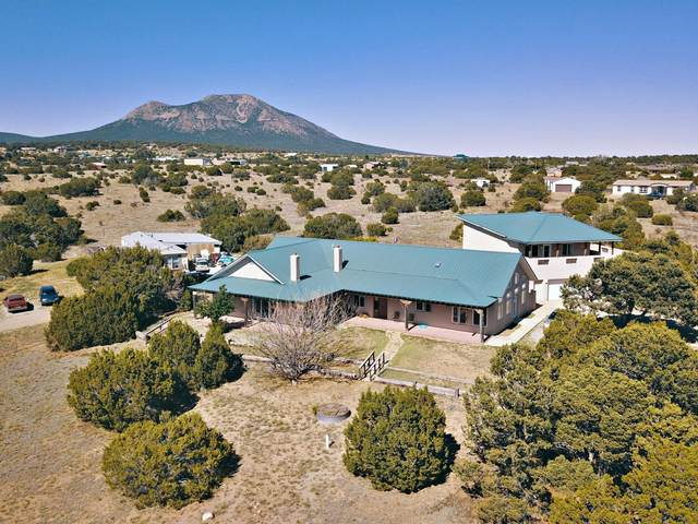 24 Blackhawk Road, Sandia Park, NM 87047 (MLS #970809) :: Campbell & Campbell Real Estate Services