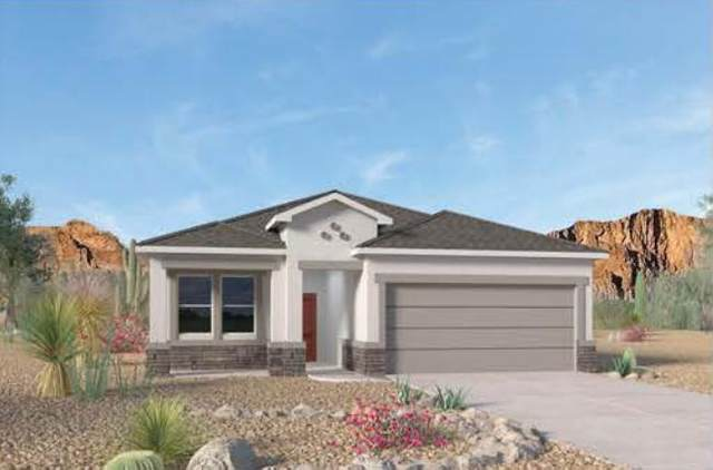 4201 Skyline Loop NE, Rio Rancho, NM 87144 (MLS #970859) :: The Buchman Group