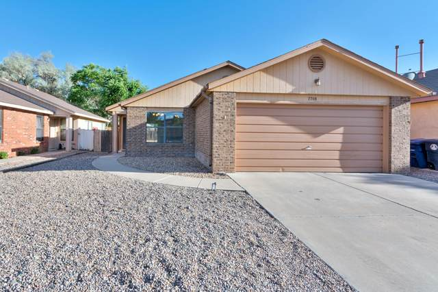 7708 San Augustine Street NW, Albuquerque, NM 87120 (MLS #971141) :: Campbell & Campbell Real Estate Services