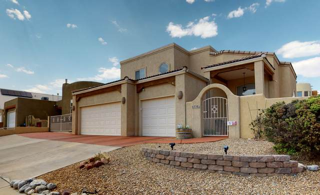 6339 Pima Place NW, Albuquerque, NM 87120 (MLS #971191) :: The Buchman Group