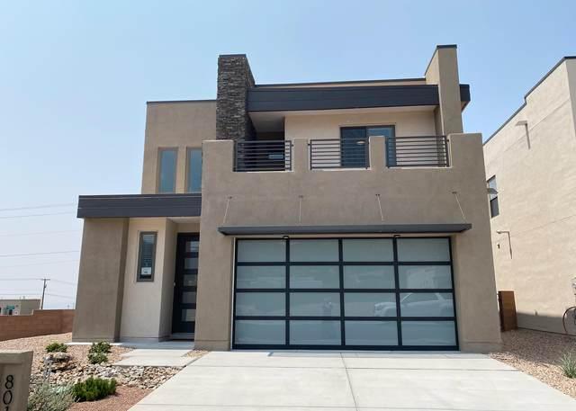801 Horned Owl NE, Albuquerque, NM 87122 (MLS #971227) :: Berkshire Hathaway HomeServices Santa Fe Real Estate