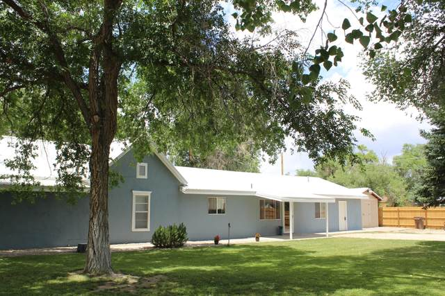 601 Loring Avenue, Estancia, NM 87016 (MLS #971702) :: Campbell & Campbell Real Estate Services