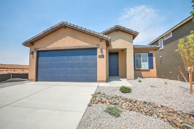 3050 Shannon Lane NE, Rio Rancho, NM 87144 (MLS #972235) :: The Bigelow Team / Red Fox Realty
