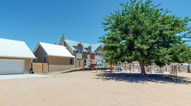 1250 Angel Road, Corrales, NM 87048 (MLS #972320) :: Campbell & Campbell Real Estate Services