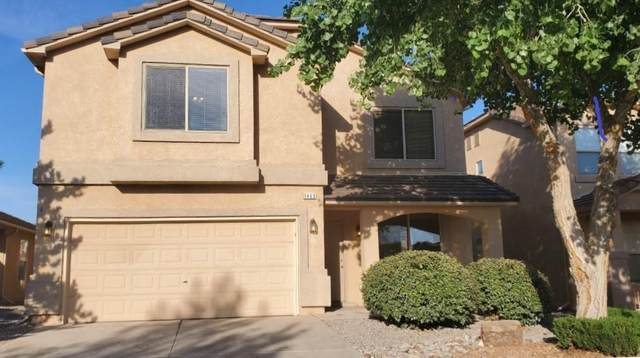1463 Peppoli Loop SE, Rio Rancho, NM 87124 (MLS #972375) :: Sandi Pressley Team