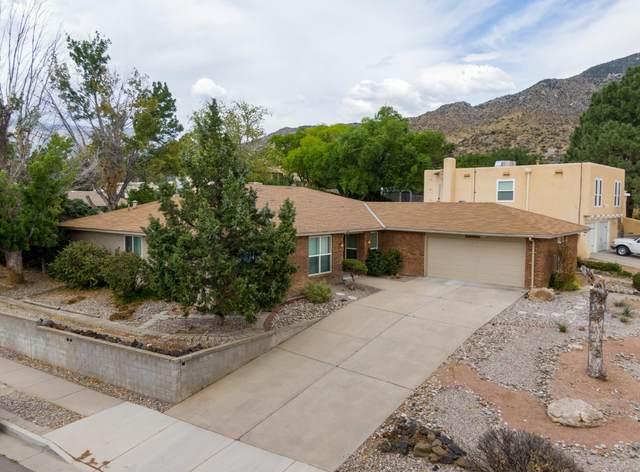 4100 Embudito Drive NE, Albuquerque, NM 87111 (MLS #972730) :: The Buchman Group
