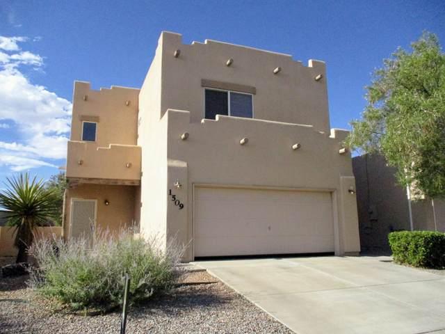 1509 Calle Sonrisa NE, Albuquerque, NM 87113 (MLS #972789) :: Berkshire Hathaway HomeServices Santa Fe Real Estate