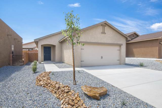 10048 Sacate Blanco Avenue SW, Albuquerque, NM 87121 (MLS #973255) :: The Bigelow Team / Red Fox Realty