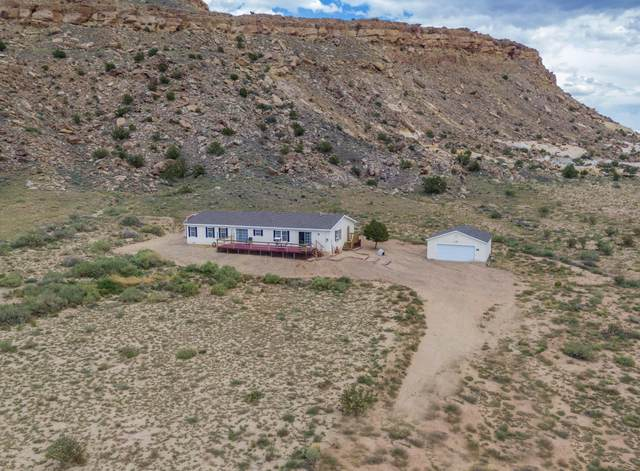 84 Cochiti, Laguna, NM 87026 (MLS #973392) :: The Buchman Group