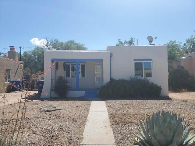 442 Carlisle Boulevard NE, Albuquerque, NM 87106 (MLS #973688) :: The Buchman Group