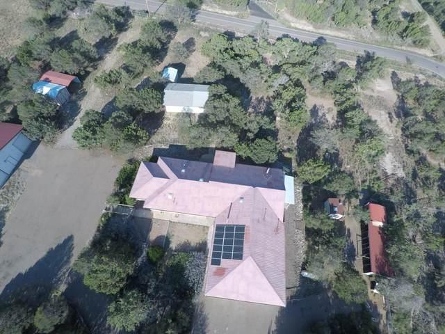 6 Mountainair Road, Edgewood, NM 87015 (MLS #975409) :: Berkshire Hathaway HomeServices Santa Fe Real Estate